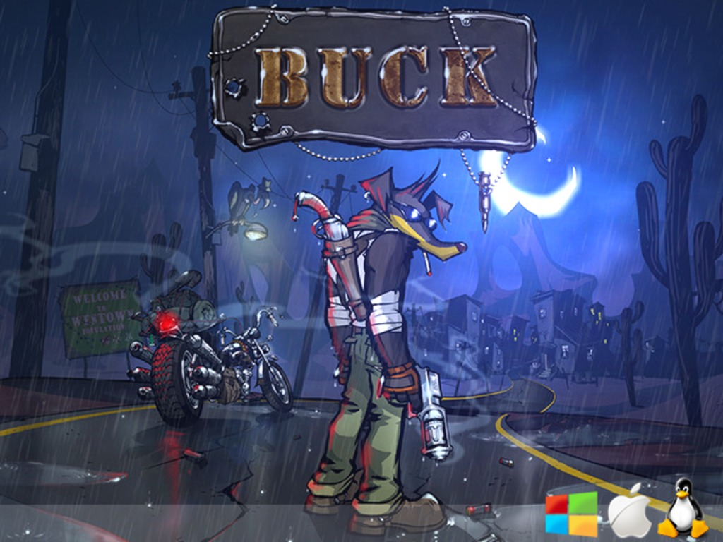 Buck - A game about a real dog's video poster