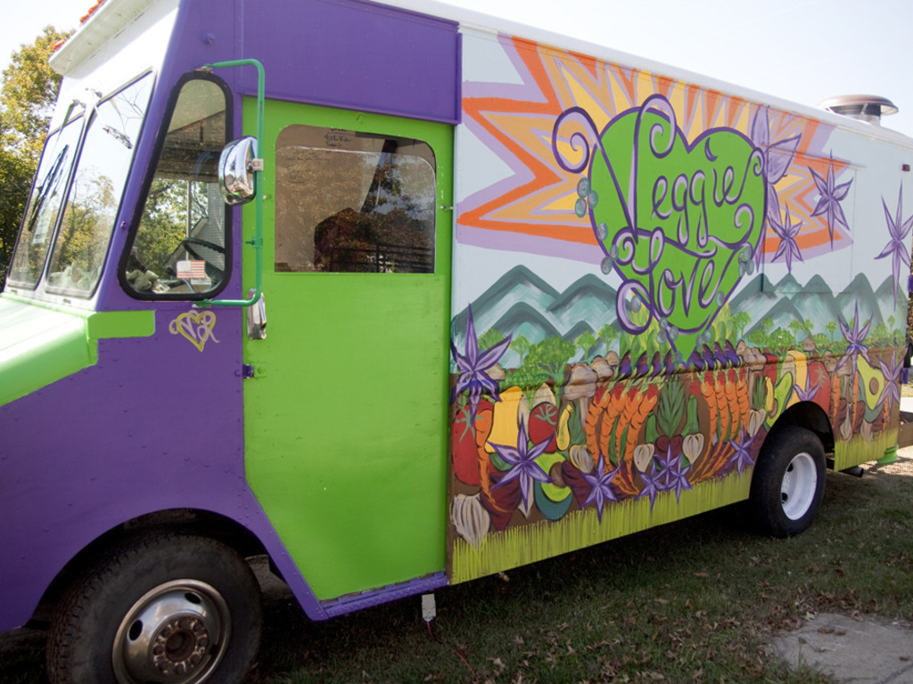 Send The Veggie Love Food Truck to Sweetwater 420 Festival!'s video poster