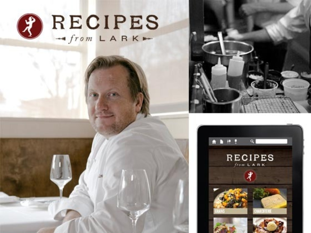 App/Cookbook from Lark & Chef John Sundstrom's video poster