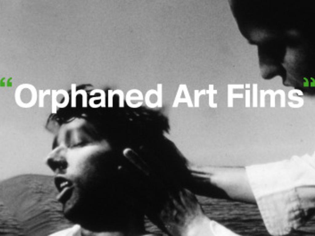 Orphaned Art Films's video poster