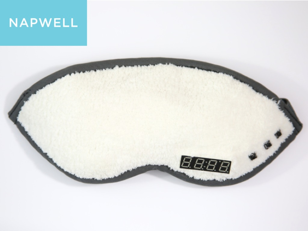 Napwell: The World's First Napping Mask's video poster