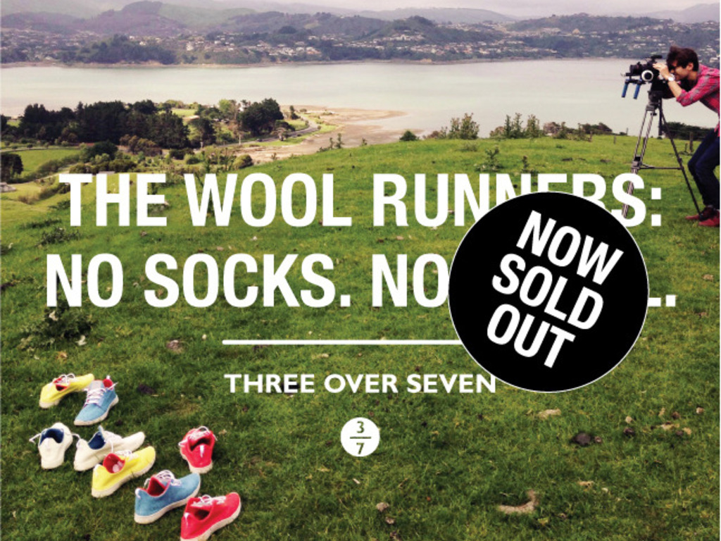 The Wool Runners: No Socks. No Smell.'s video poster