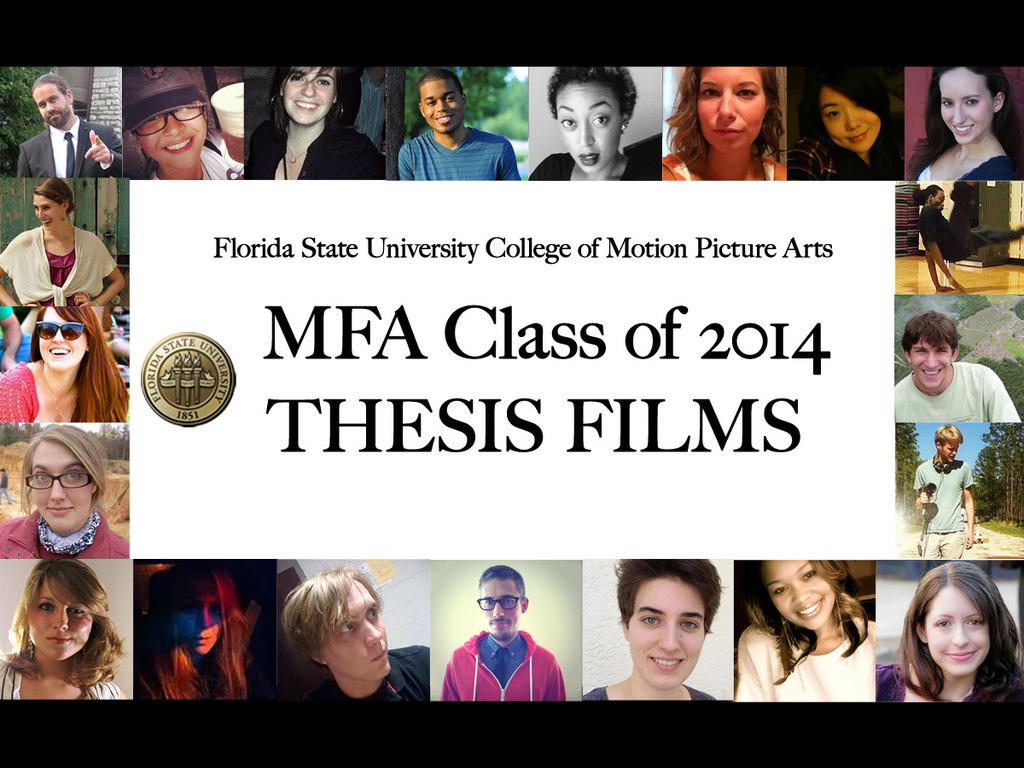 FSU Film School - 2014 MFA Thesis Films's video poster