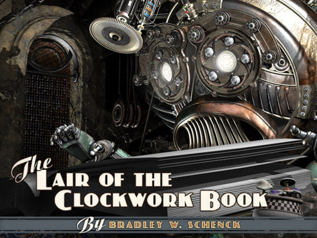 The Lair of the Clockwork Book: Limited Edition Hardcover's video poster