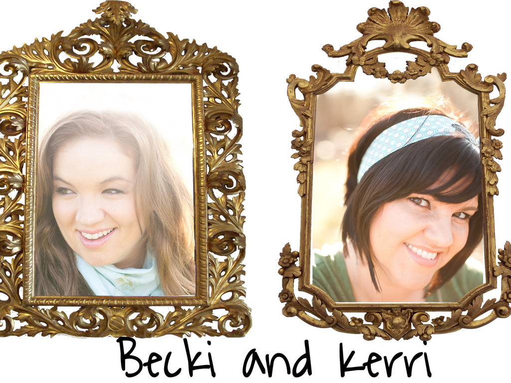 Pictures and Frames (Becki Ryan and Kerri Crutchfield)'s video poster
