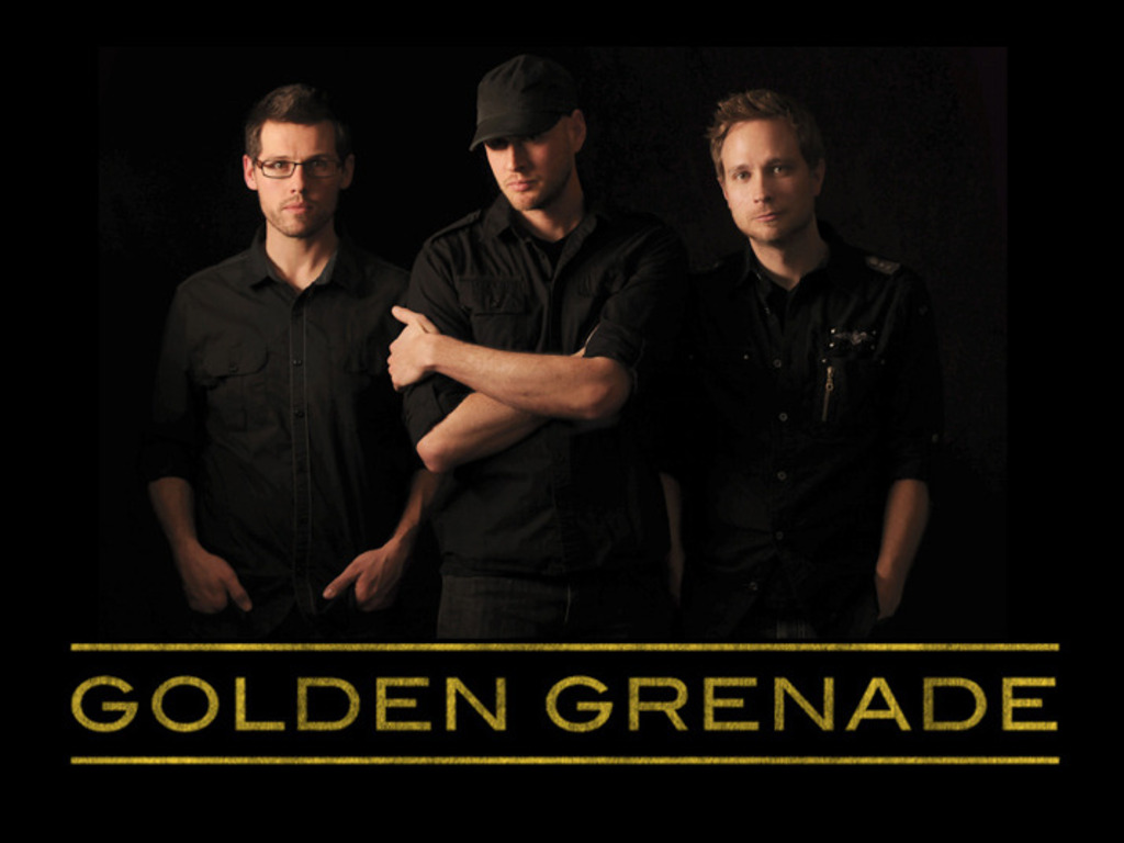 Golden Grenade Records Their Debut EP's video poster