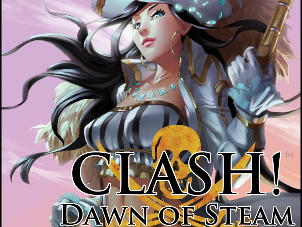 CLASH! Dawn of Steam's video poster
