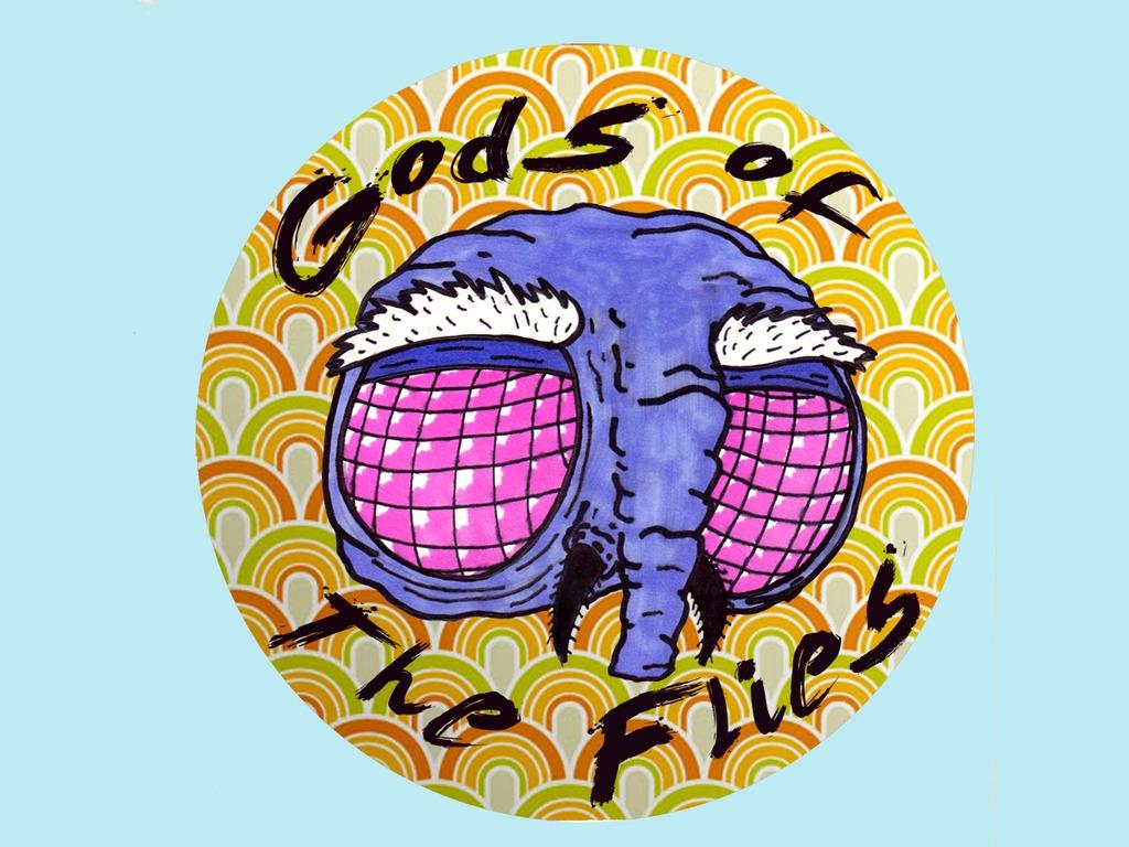 Gods of the Flies's video poster