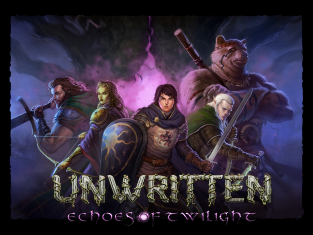 "Player Driven RPG ""Unwritten: Echoes of Twilight""'s video poster"