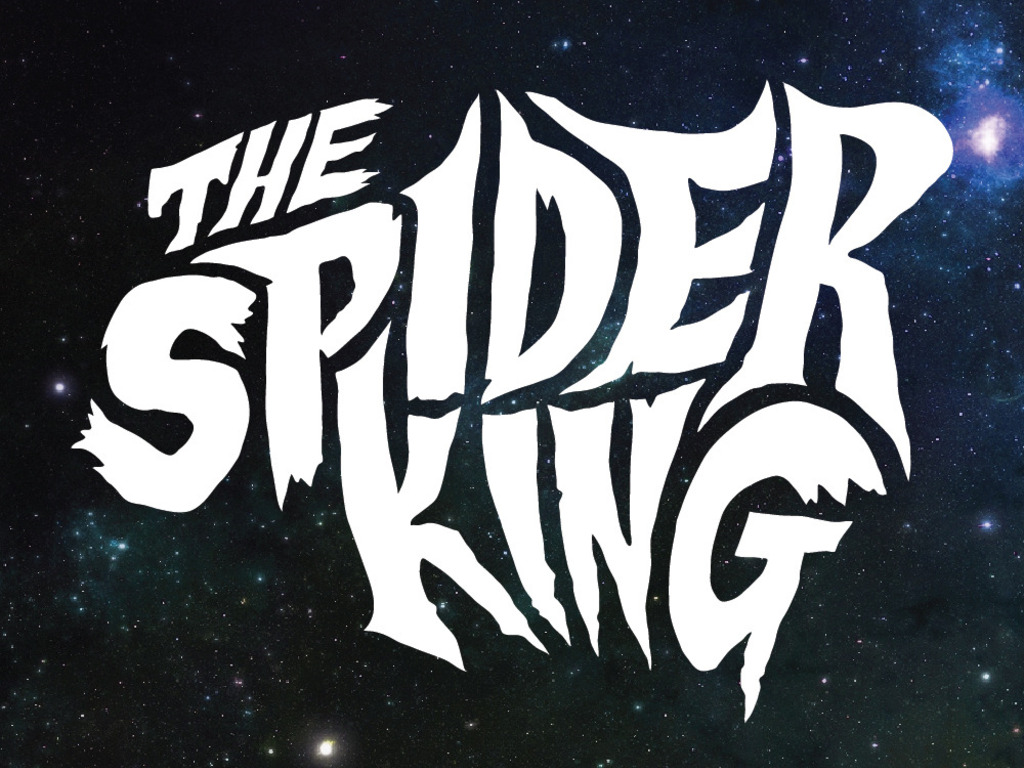 The Spider King - Graphic Novel's video poster
