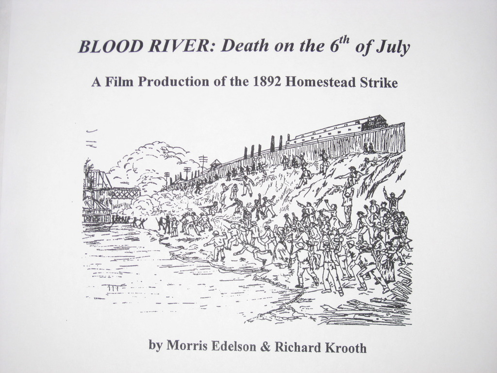 Blood River: Death on the 6th of July's video poster