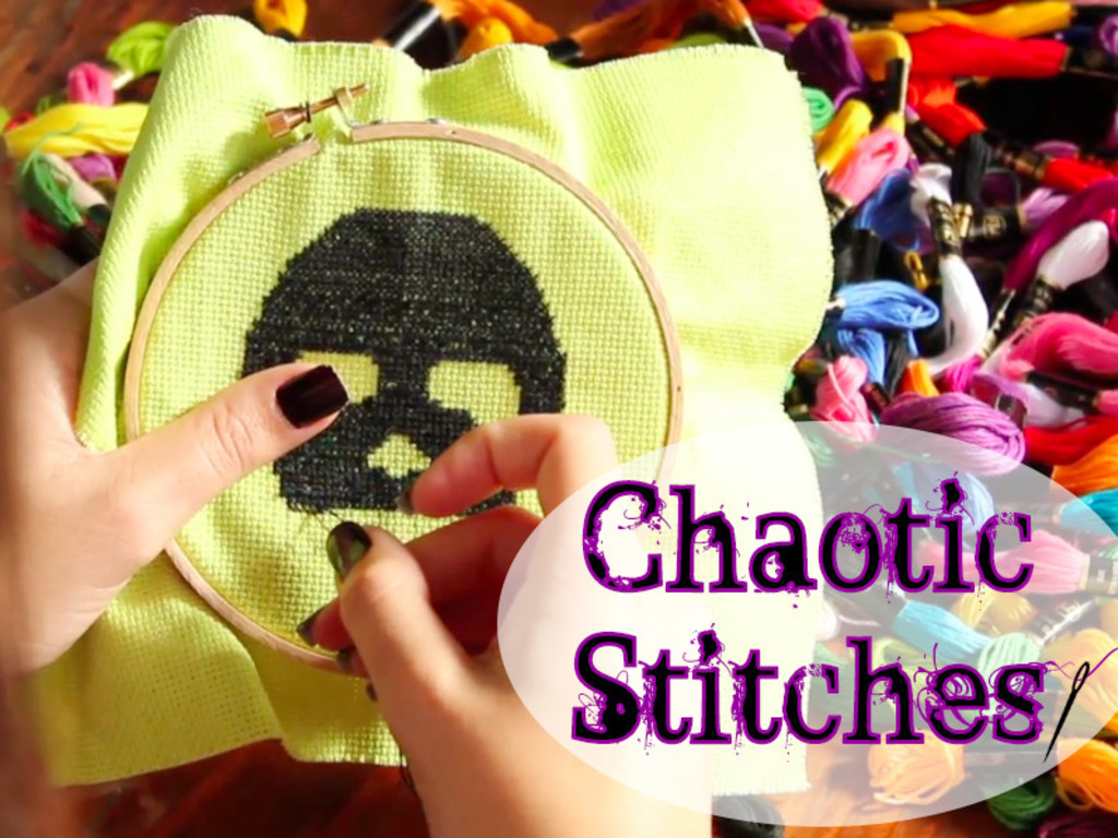 Chaotic Stitches's video poster