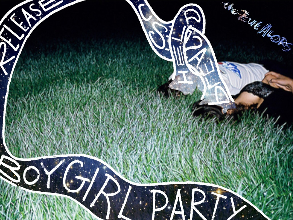 """the Zut Alors present """"BOY GIRL PARTY""""'s video poster"""
