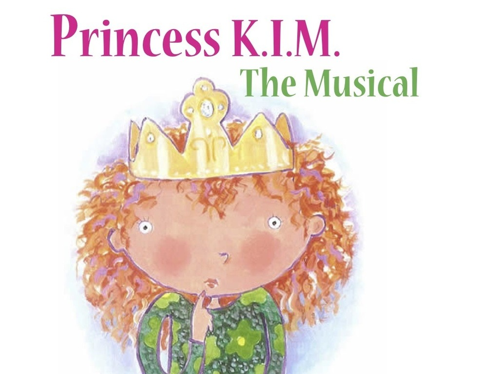 Princess K.I.M. The Musical,  An Original Play for Children's video poster