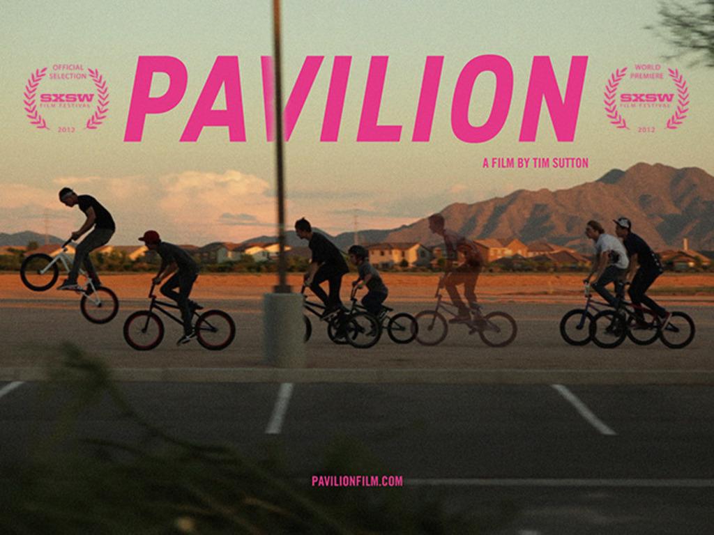PAVILION: WORLD PREMIERE SXSW's video poster