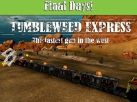 Tumbleweed Express: The Steampunk Railshooter/Tower Defense