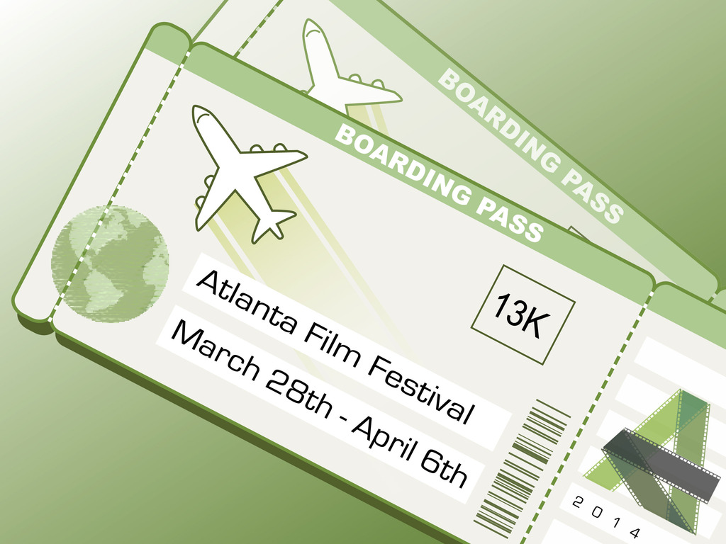 2014 Atlanta Film Festival - Bring Artists to Atlanta's video poster