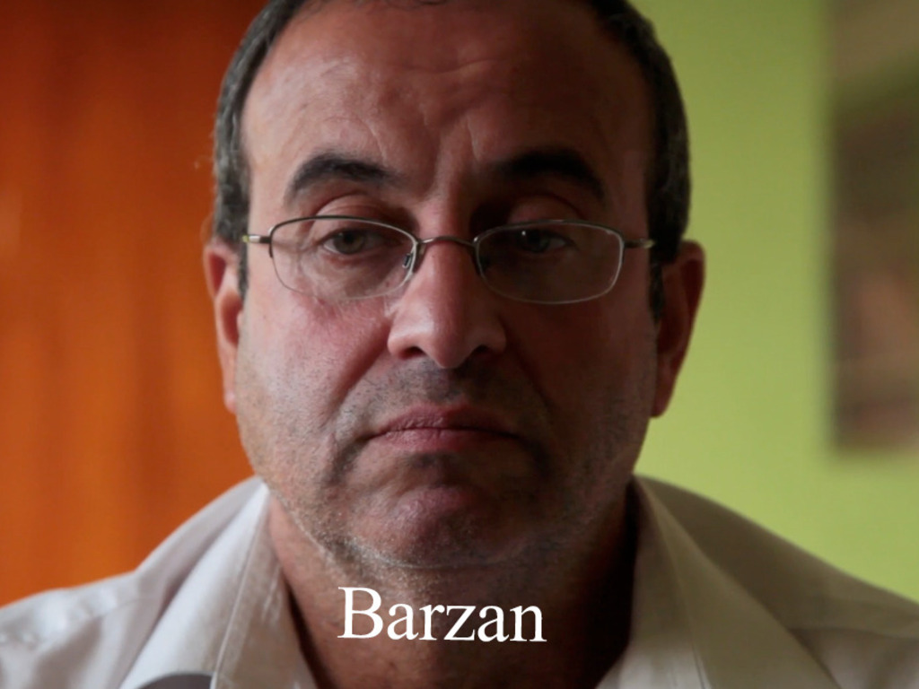 Barzan (the movie)'s video poster