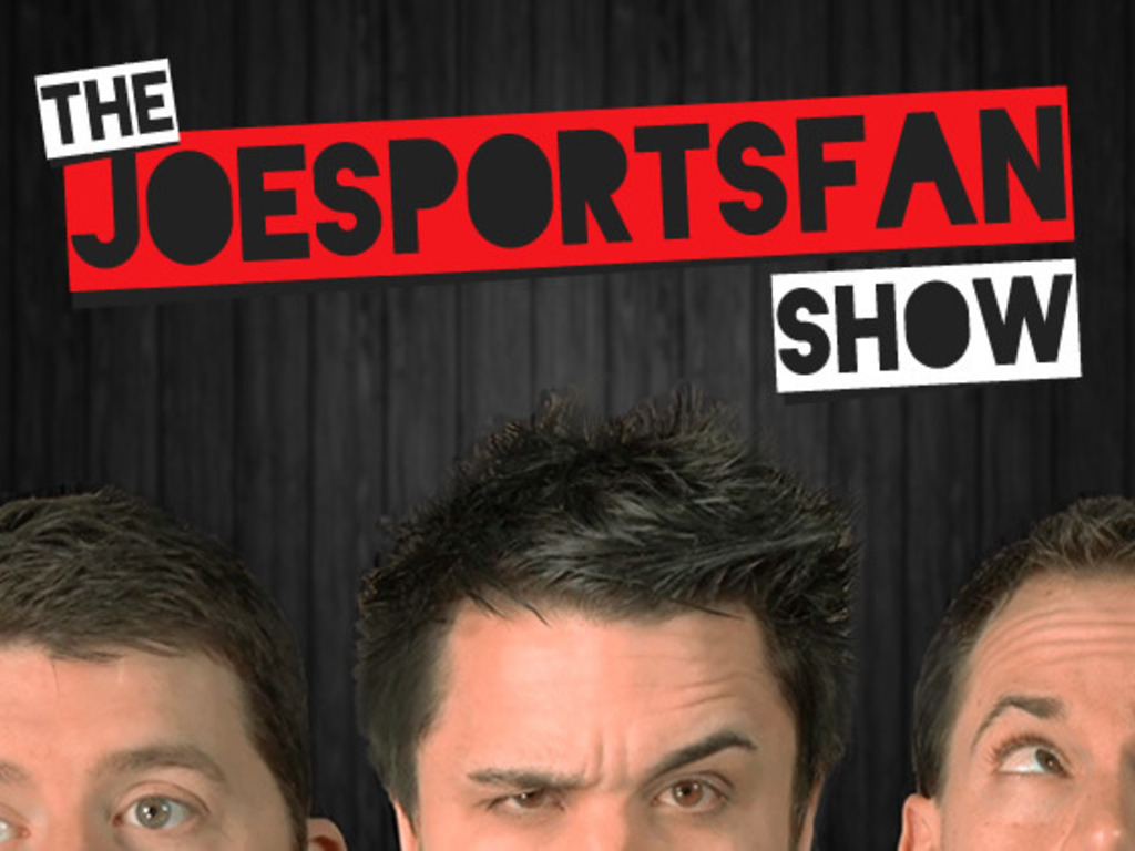 The JoeSportsFan Show's video poster