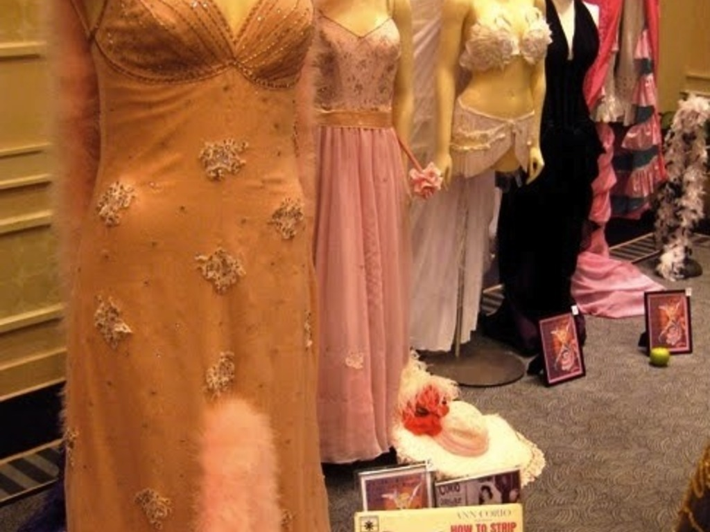 A  Museum Exhibit of Burlesque Costumes's video poster