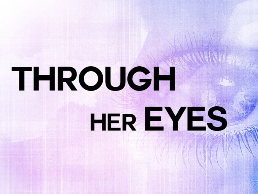 Through Her Eyes's video poster