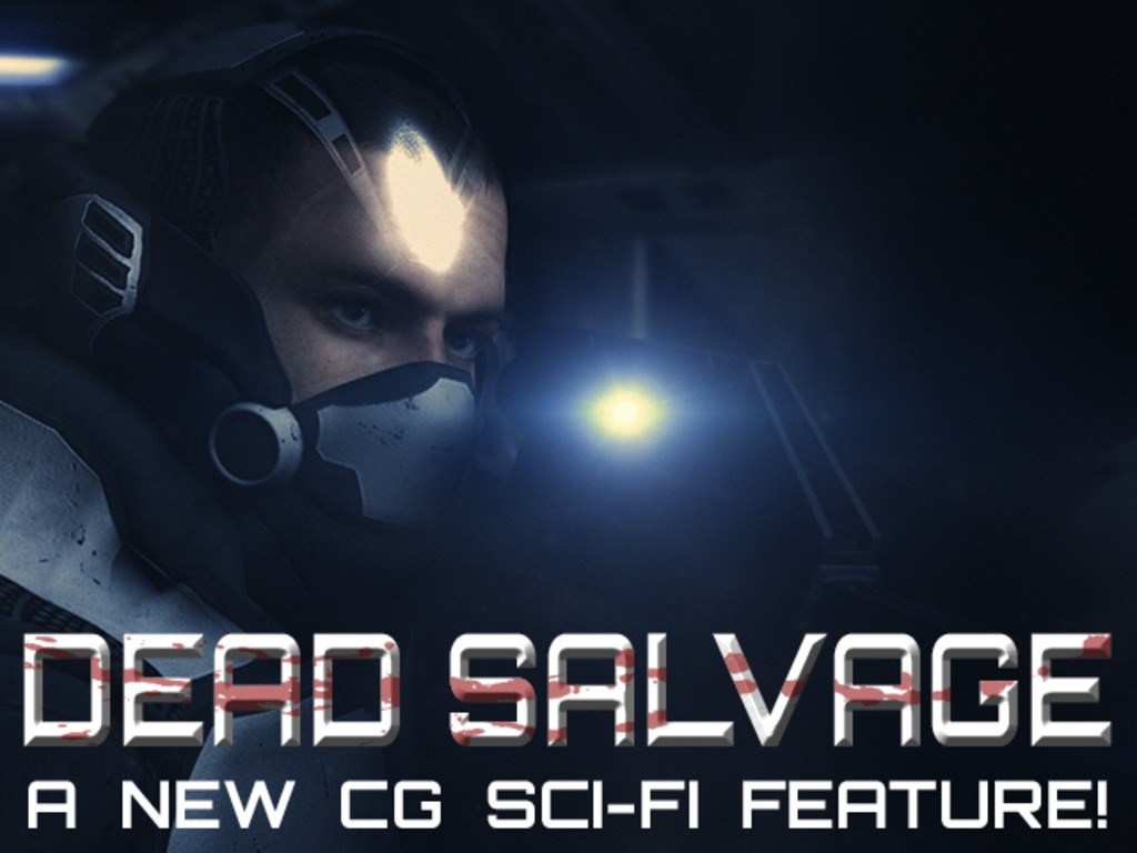 DEAD SALVAGE - an action-packed CG science fiction film!'s video poster