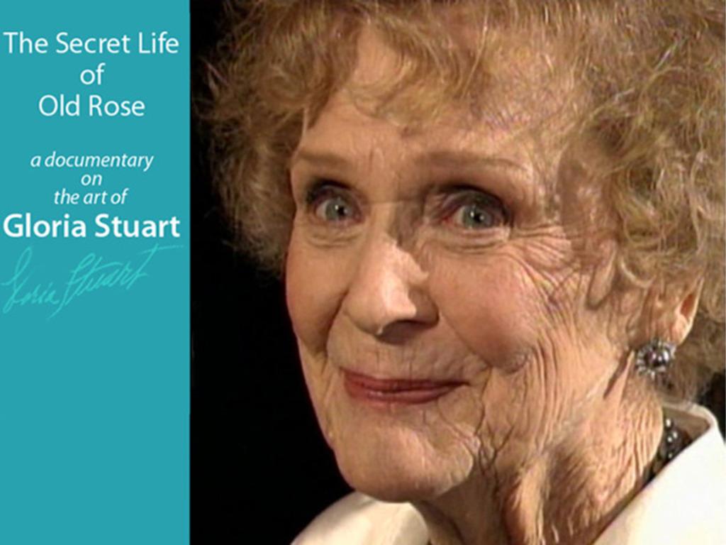 Secret Life of Old Rose: The Art of Gloria Stuart's video poster