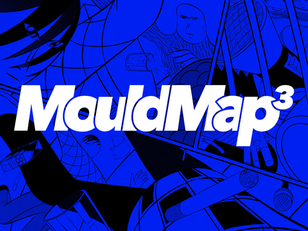 Mould Map 3 — New Comics & Narrative Art Anthology's video poster