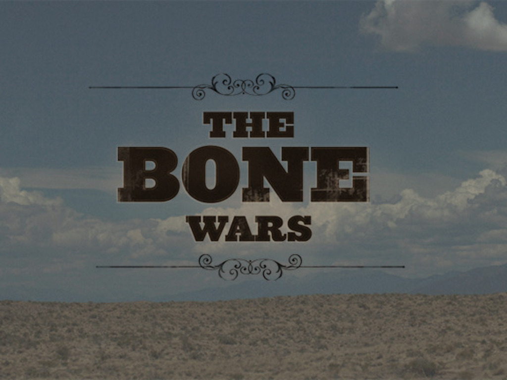 The Bone Wars (Canceled)'s video poster