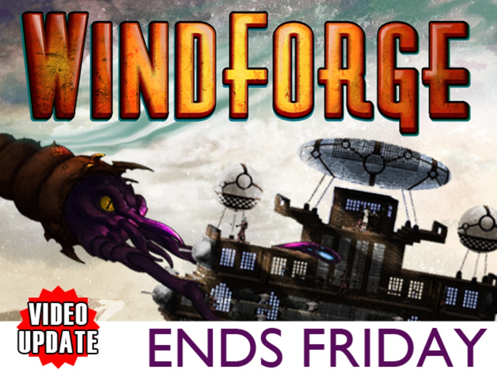 Windforge's video poster