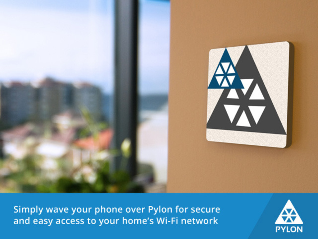 Pylon: Intelligent WiFi for your Home's video poster