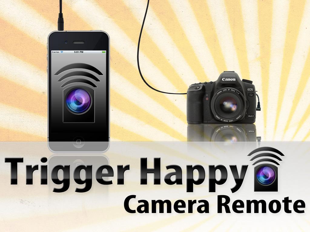Trigger Happy Camera Remote's video poster