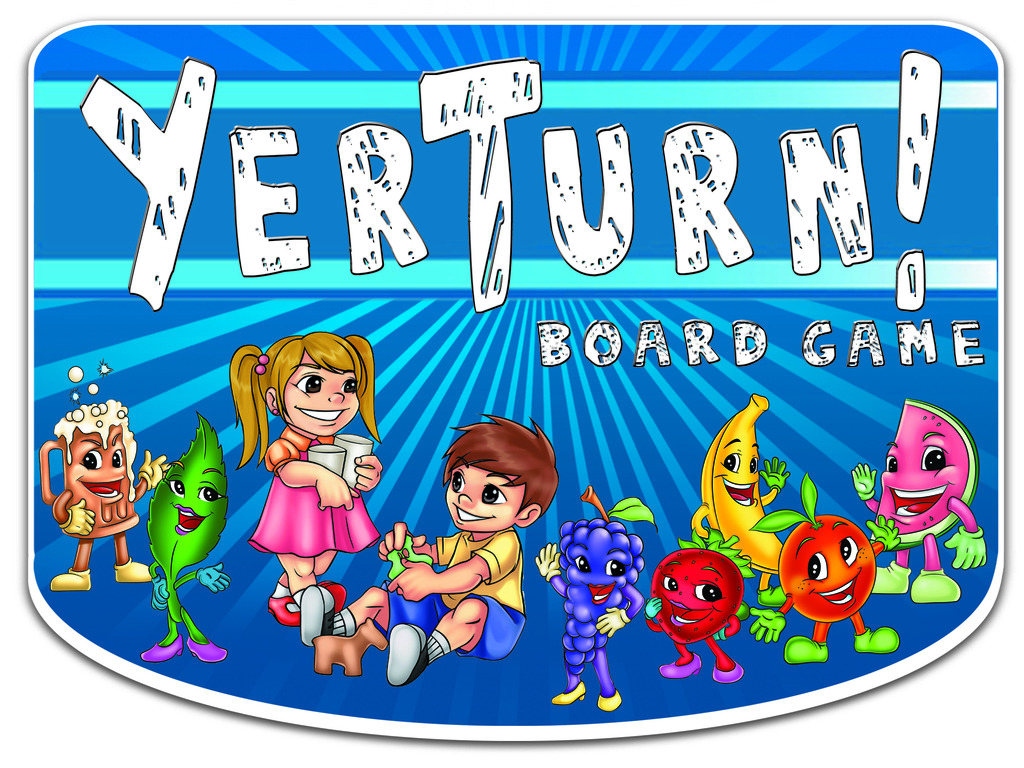 YerTurn! - The Charades Board Game For Children's video poster