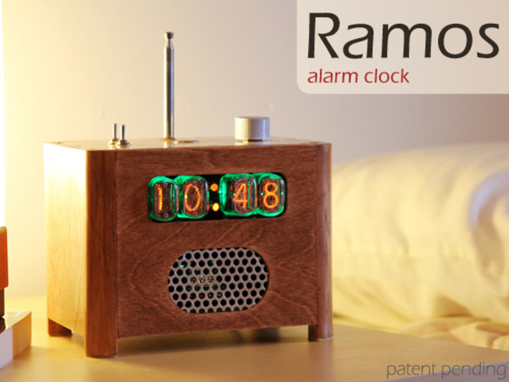 Ramos alarm clock's video poster