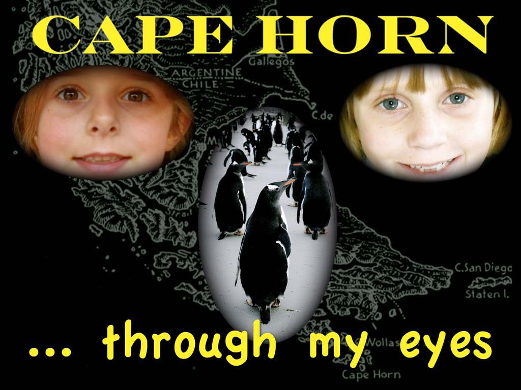 Cape Horn: Through My Eyes's video poster