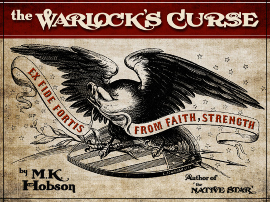 THE WARLOCK'S CURSE: #3 in the Veneficas Americana series's video poster
