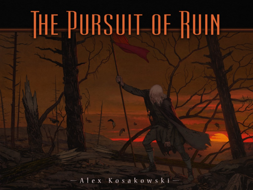 The Pursuit of Ruin's video poster