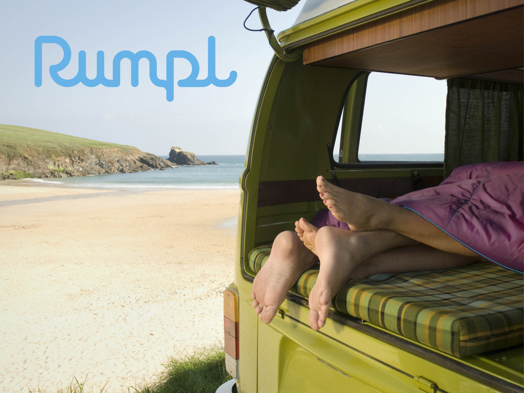 Rumpl - The World's Best Blanket's video poster