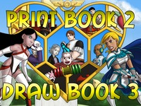 Erfworld: Print Book 2 & Draw Book 3