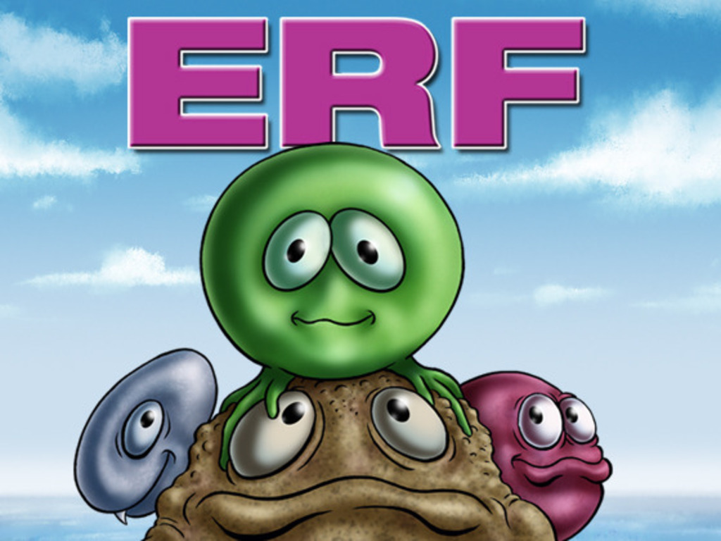 ERF's video poster
