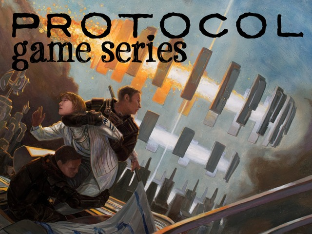 Protocol Game Series: 15 Thematic Story/Roleplaying Games