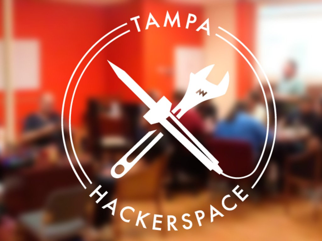 Build Tampa's First Hackerspace's video poster