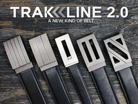 Trakline Belts 2.0  >> A new kind of belt for Men & Women