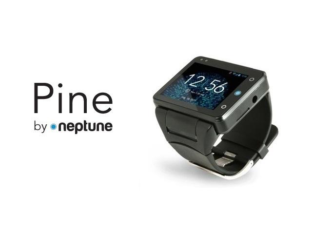 Neptune Pine: Smartwatch. Reinvented.