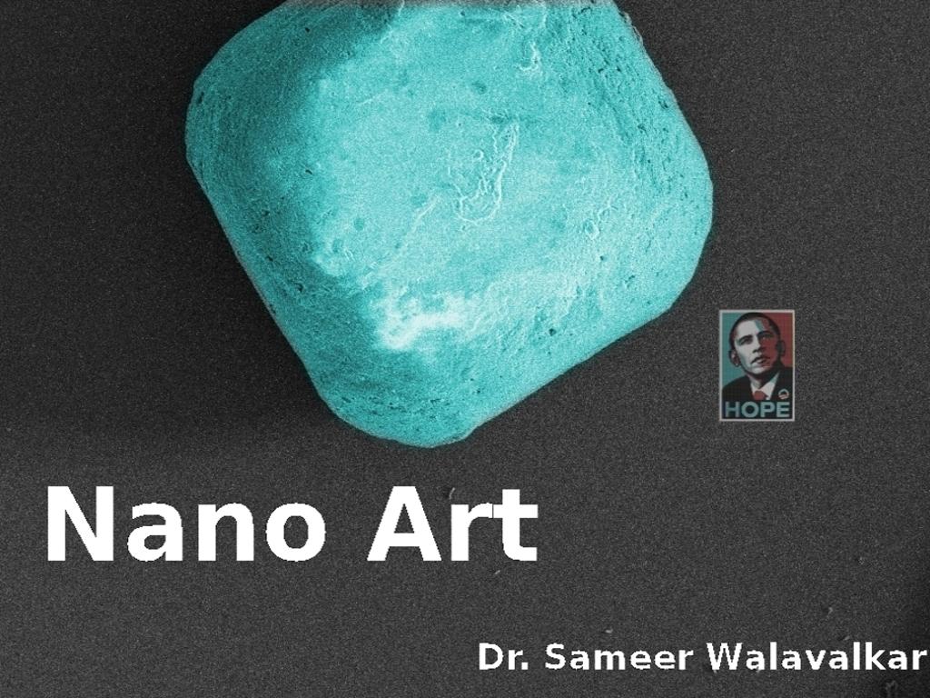 Nano Art (Canceled)'s video poster