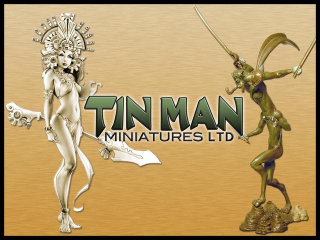 Tin Man Miniatures Photo-main