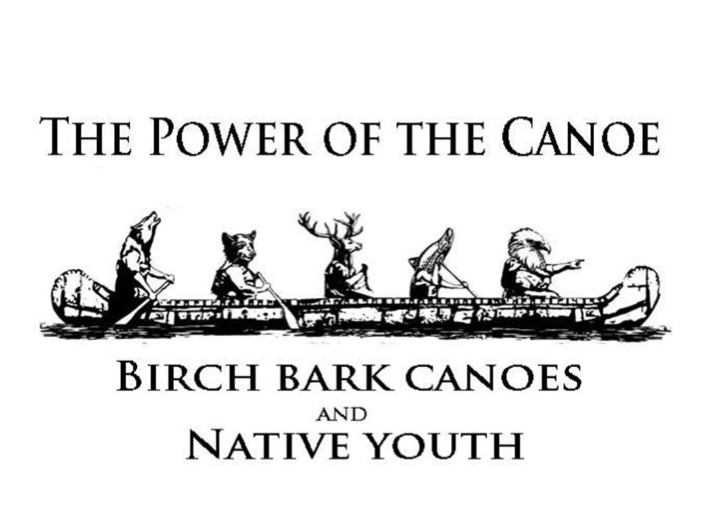 The Power of the Canoe: Birch Bark Canoes and Native Youth's video poster