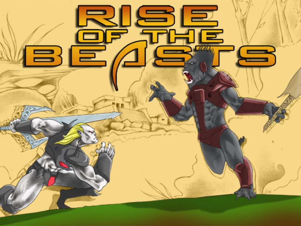 Rise of the Beasts - Series 1 (Canceled)'s video poster