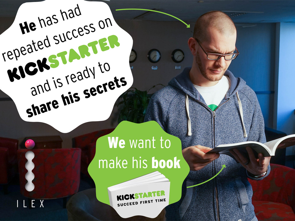 Kickstarter: Succeed First Time (a guide to crowdfunding)'s video poster