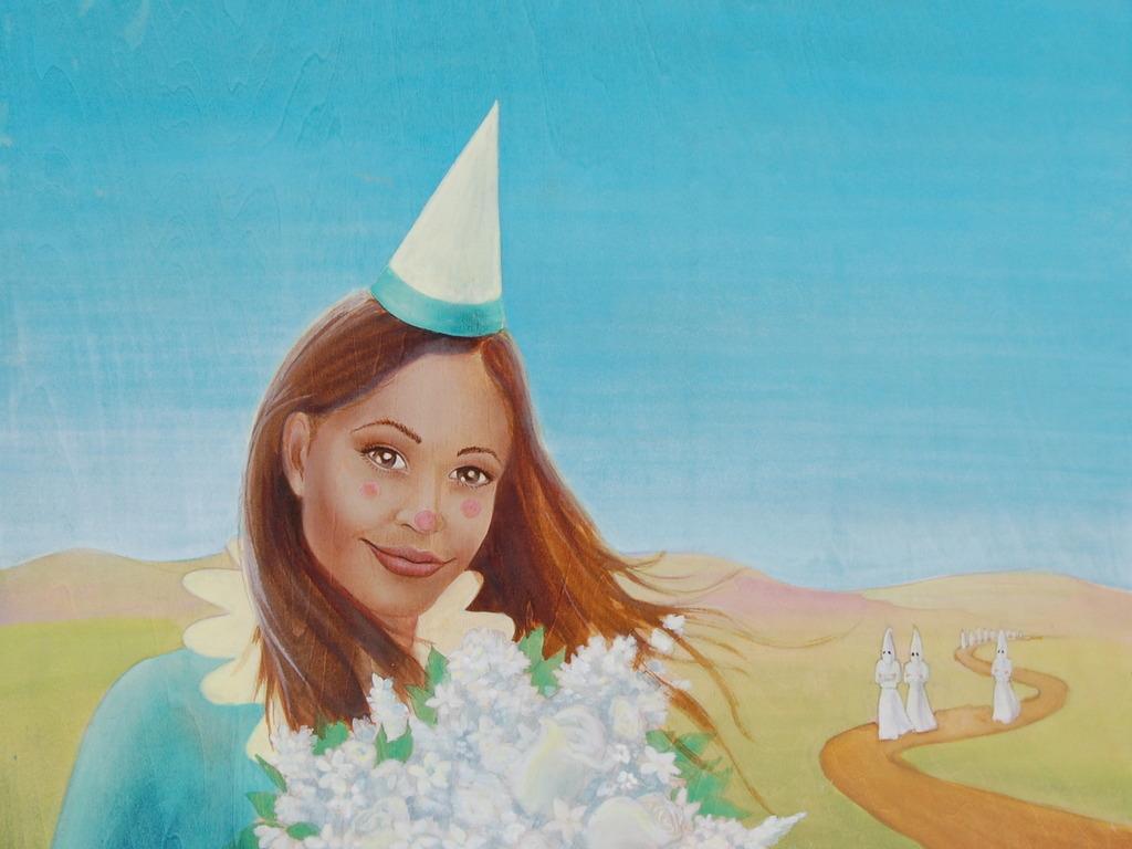 White Flour Book's video poster